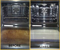 Easiest Way Ever to Clean Your Oven