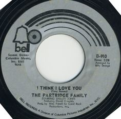 The Partridge Family: I Think I Love You by djwudi, via Flickr