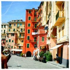 The romantic Camogli: camogli by Portofino, one of the eight wonders of the world!