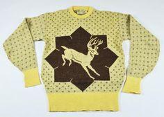 50's vintage sweater