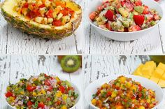 These Fruit Salsas Are Perfect For Your Next Summer Get Together