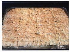 South African Breakfast Bran Rusks - Teach Me Mommy Rusk Recipe, All Bran, South African Recipes, Bread Baking, Biscotti, Banana Bread, Breads, Recipies, Cookies