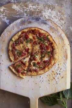 Pizza -  Food shot for Four Seasons by Rachel Olsson Photography