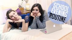 Evening/Night Routine | Back to School Edition