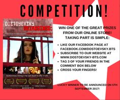 Enter our and win an amazing prize from our online shop! Entering is super easy! Cross Your Fingers, Competition Time, Indie Movies, Super Easy, Amazing, Shop, Independent Films, Store
