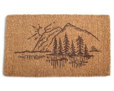 Sunrise Door Mat | Izola