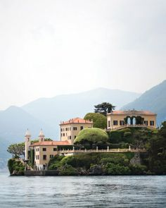 Lake Como, Italy... we have been here once before, but I would def. go back here in a heartbeat!
