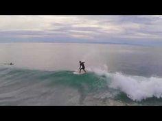Drone Footage of Kilian Garland in Santa Barbara / Bikinis and Boardshorts - Sundance Beach Blog