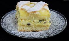 Francia túrós pite | Kemény Tojás receptek képekkel Gourmet Recipes, Cake Recipes, Vanilla Cake, Sweet And Salty, Nutella, Cheesecake, Oreo, Food And Drink, Yummy Food