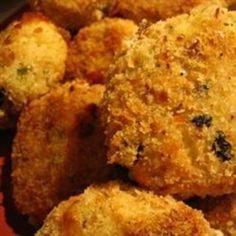 arancini, egg white, rice ball, balls, appet, arangini italian, food, recip, italian rice