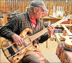 Chiselhead Bass Guitars