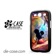 Mickey Mouse Flying With Carpet DEAL-7204 Samsung Phonecase Cover For Samsung Galaxy S3 / S3 Mini