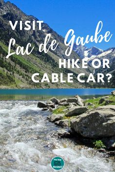Everything you need to know about visiting and hiking the Lac de Gaube in the French Pyrenees #hikelacdegaube #hikingfrance #hikingpyrenees #lacdegaube Hiking Norway, Hiking Europe, Road Trip France, France Travel, France Photos, Travel Workout, Camping Spots, Travel Activities