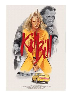 'Kill Bill' by Hans Woody