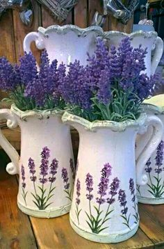 Lavender ~ oh I can smell it now