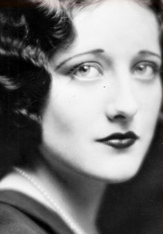 very early joan crawford, with freckles camouflaged