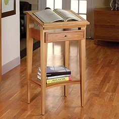 Franklin Library Stand Desk - Book Holder, Library Stand, Reading Desk    $279