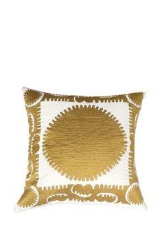 Suzani Throw Pillow -- Karma Living