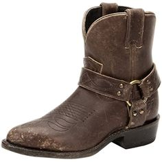 Women's Billy Harness Short Harness Boot -- Want to know more, click on the image. (This is an affiliate link) #AnkleBootie