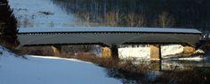 Philippi Covered Bridge. Philippi, WV