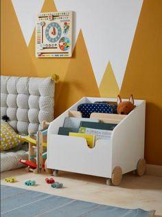 Baby Bedroom, Baby Room Decor, Nursery Room, Lego Bedroom, Bedroom Kids, Yellow Kids Rooms, Kids Bedroom Furniture, Cheap Furniture, Furniture Storage