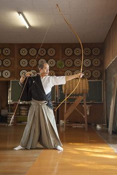 """Kyudo, which literally means The Way of the Bow, is considered by many to be the purest of all the martial ways."""