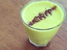 Golden tumeric latte