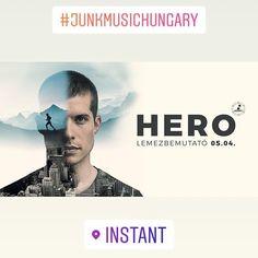 Junk - Hero lemezbemutató #junkmausichungary #concert #albumreleaseparty #hungary #budapest