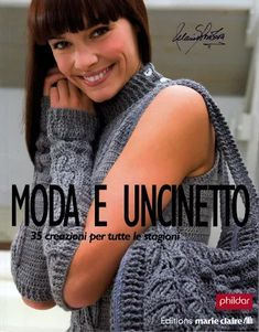 Photo: PHILDAR MODA E UNCINETTO