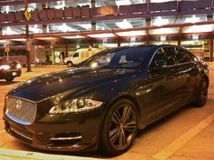 "Power Jag: Driving the Jaguar XJL Supersport (Price as tested: $120,875): We are very fond of the Jaguar XJ, having named it both ""Best All-New Luxury Sedan in the World"" and a ""Stick Shift Top Five Car"" when it was introduced in 2010. Read on: http://vnty.fr/wc4cHQ"