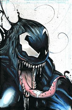 Venom by Frank Bertram