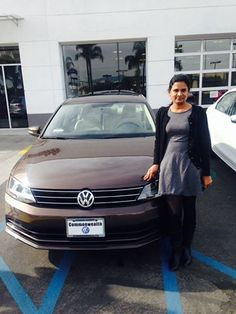 Thank you to Spoorthi for choosing #CommonwealthVW to purchase a new 2015 Volkswagen Jetta! Congratulations, we hope you enjoy it!
