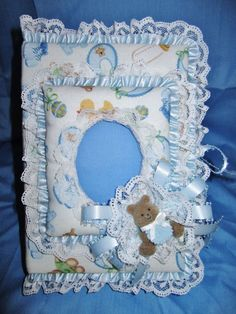 Making a quilted photo album cover craft projects pinterest handmade baby boy bibs solutioingenieria Gallery