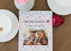 zapptales: vuestra historia de amor como regalo romántico de San Valentín