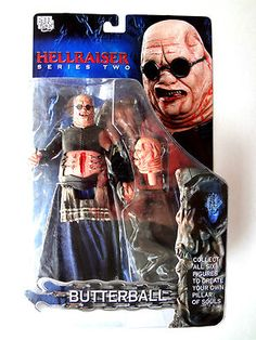 Hellraiser Butterball Figure by NECA. Brand New. Available at: http://www.ebay.ca/itm/Hellraiser-Butterball-Figure-NECA-Brand-New-HORROR-/271171156674?pt=US_Action_Figures=item3f230f7ac2#ht_2813wt_1165