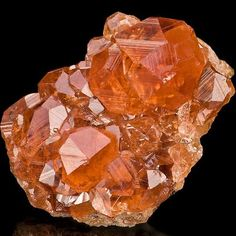 NORTH AMERICA  Hessonite Garnet