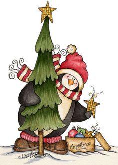 Christmas penguin christmas tree with christmas gifts PNG and PSD Christmas Rock, Christmas Paper, Christmas Pictures, Winter Christmas, Vintage Christmas, Christmas Crafts, Christmas Decorations, Christmas Ornaments, Merry Christmas