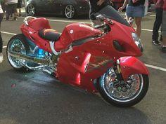 Street Motorcycles, Street Bikes, Custom Motorcycles, Custom Hayabusa, Custom Sport Bikes, Futuristic Motorcycle, Biker Boys, Sportbikes, Hot Bikes
