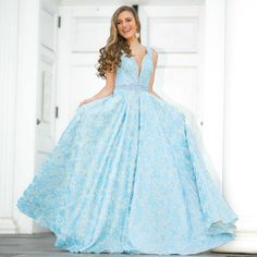 3346458fd1ad Head Turner Periwinkle Formal Dress From Cousin Couture. Formal Dress,  Formal Wear, Periwinkle