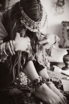 Just because... loving the bracelets and anklets and... well, everything really.