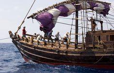 Phoenician ship replica