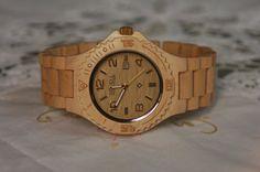 Wooden Watch For Women or Men Sandal Wood Watch by DOWOODwatch, $54.99