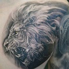 tetování-lion - Hledat Googlem