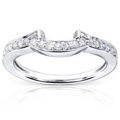 @Overstock - Round-cut diamond wedding band14-karat white gold jewelryClick here for ring sizing guidehttp://www.overstock.com/Jewelry-Watches/14k-White-Gold-1-6ct-TDW-Diamond-Wedding-Band-H-I-I1-I2/6367562/product.html?CID=214117 $349.99