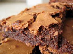Good Eats 'n Sweet Treats: TWD: French Chocolate Brownies