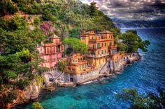 Portofino Hotel, Italy