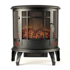 "Moda-Flame MFSD8050 22"" Richmond Electric Fire Stove – The Fire Pits Store  #firepits"