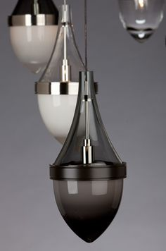 Grouping of lights for entry  Parfum Pendant Details   Tech Lighting