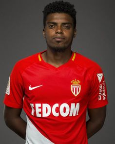 Maillot THIRD AS Monaco Kévin N'DORAM