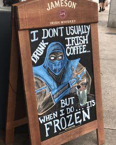 @FunNKeyWest posted to Instagram: Oh ... me too!!  The best is found at Mary Ellens! #maryellenskeywest #frozenirishcoffee #funinkeywest #keywestflorida #keywestlife #visitkeywest Key West Bars, Local Bars, Irish Coffee, The Best, Frozen, Mary, Fun, Instagram, Irish Coffee Baileys